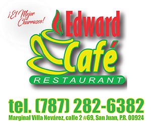 Edward Café Banner